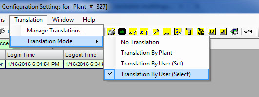 Translated CMMS Software