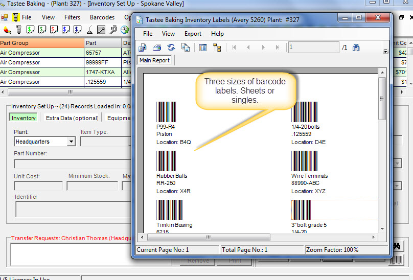 Inventory Management Software Cmms Software For Work Orders